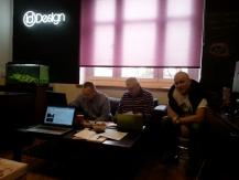 Szkolenie w id Design, z obsługi nowej strony LOK CMAS